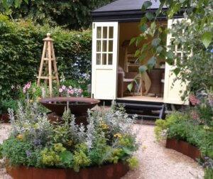 Garden Hut photo