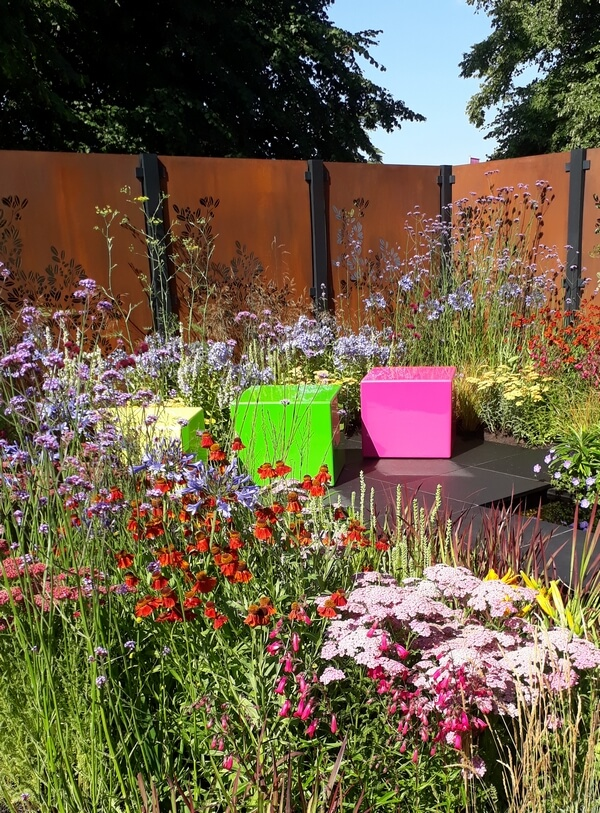 Colour Box garden photo