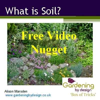 Soil video nugget photo